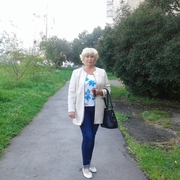 Татьяна 60 Екатеринбург