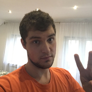 George, 24, г.Пушкино