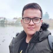 Аббос, 21, г.Байконур