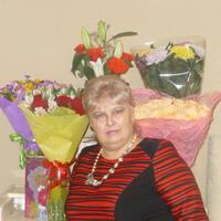 Тамара, 65 лет, Козерог, Москва