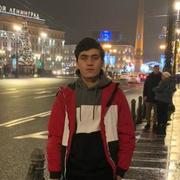 Хикматжон 22 года (Козерог) Парголово