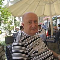 АЛЕКСАНДР, 69 лет, Водолей, Москва