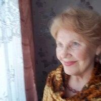 Надежда Семеновна, 76 лет, Рак, Санкт-Петербург