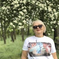 Анастасия, 59 лет, Телец, Запорожье