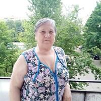 ЗИНАИДА, 81 год, Близнецы, Москва