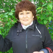Роза Балыкбаева 65 лет (Лев) Лисаковск