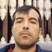 Абдуворис Абдуманонов 33 Худжанд