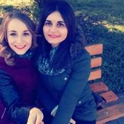 Таня 21 год (Козерог) на сайте знакомств Кролевец