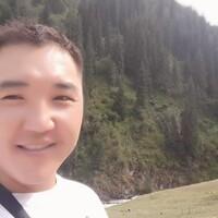 Талиер, 36 лет, Лев, Бишкек