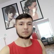 Даврон Ахмадкулов, 22, г.Юхнов