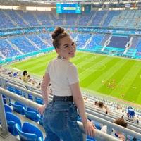 Ирина, 22 года, Дева, Санкт-Петербург