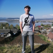 Иван, 39, г.Катав-Ивановск