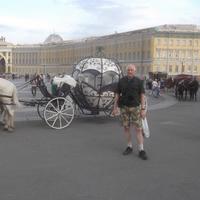 сергей, 56 лет, Овен, Санкт-Петербург