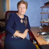 Валентина, 66 лет, Рак, Волгоград