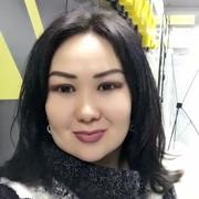 Аида 39 лет (Скорпион) Бишкек