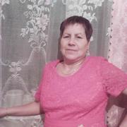галина, 58, г.Исетское
