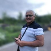 марат 60 лет (Стрелец) Астана