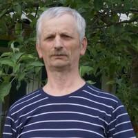 виктор, 67 лет, Водолей, Хвойная