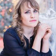 Олеся 30 лет (Близнецы) Усолье-Сибирское (Иркутская обл.)