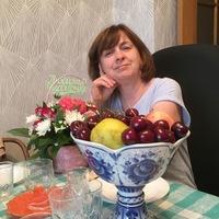 Cветлана, 59 лет, Рак, Москва