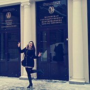 Динара, 24, г.Зеленодольск