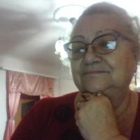Надежда, 68 лет, Козерог, Снятын