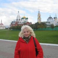 Елена, 63 года, Козерог, Липецк