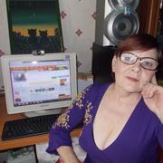 Знакомства в Кожевникове с пользователем Вера Перепёлкина 65 лет (Лев)