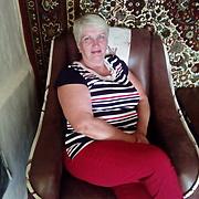 Любовь Юрченко 57 лет (Водолей) Жирновск