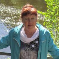 Нина, 70 лет, Телец, Санкт-Петербург