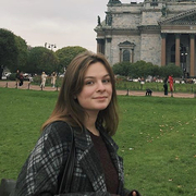 Анна 23 Санкт-Петербург