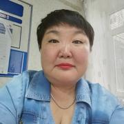 Оксана, 49, г.Северобайкальск (Бурятия)