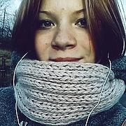 Ксюша, 20, г.Чусовой