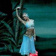 балерина, 42, г.Серебряные Пруды