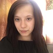 Виктория, 19, г.Зима