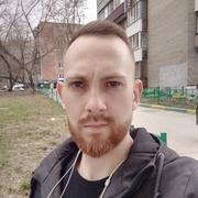 Евгений 28 лет (Рыбы) Новосибирск