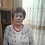 valentina 74 года (Рак) Жирновск