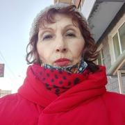 Галина 60 лет (Стрелец) Иркутск