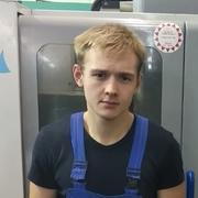 Данил 19 лет (Козерог) Новосибирск