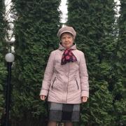 Евгения, 67 лет, Водолей