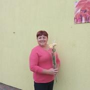 Надія 53 года (Весы) на сайте знакомств Львова
