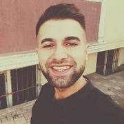 Mehmet Demir, 24, г.Стамбул