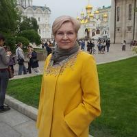 Любовь, 62 года, Лев, Москва