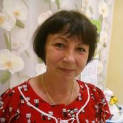 Тамара 58 лет (Весы) хочет познакомиться в Чусовом
