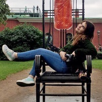 Катя, 23 года, Козерог, Москва