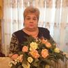 надежда, 60, г.Черновцы