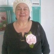 Любовь  Фомина, 66, г.Белебей
