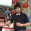 Yaser, 34, Hong Kong