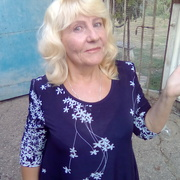 Надежда, 62, г.Красноперекопск