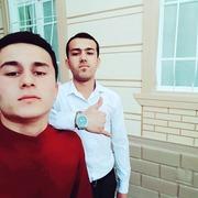 Миршохит Отабаев, 25, г.Наманган